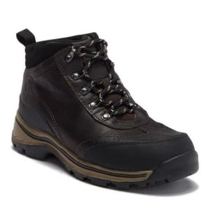 Timberland Back Road Leather Hiking Boots Brown
